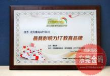 中国最具竞争力教育品牌