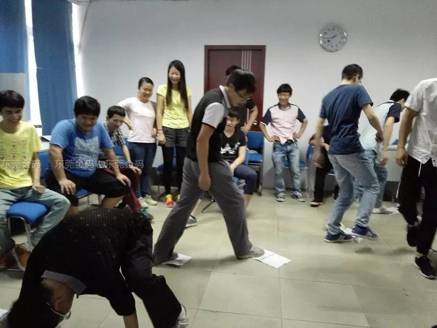 cot团队训练游戏