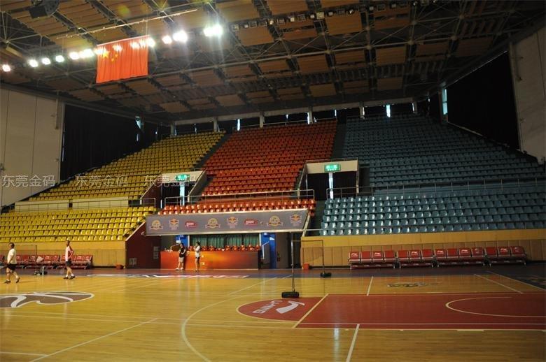 北大青鸟东莞金码学校周边的体育馆