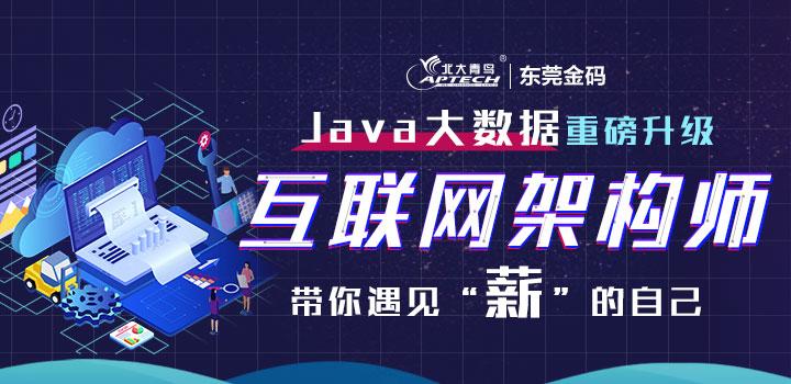 java大数据重磅升级互联网架构师课程,带你遇见薪的自己